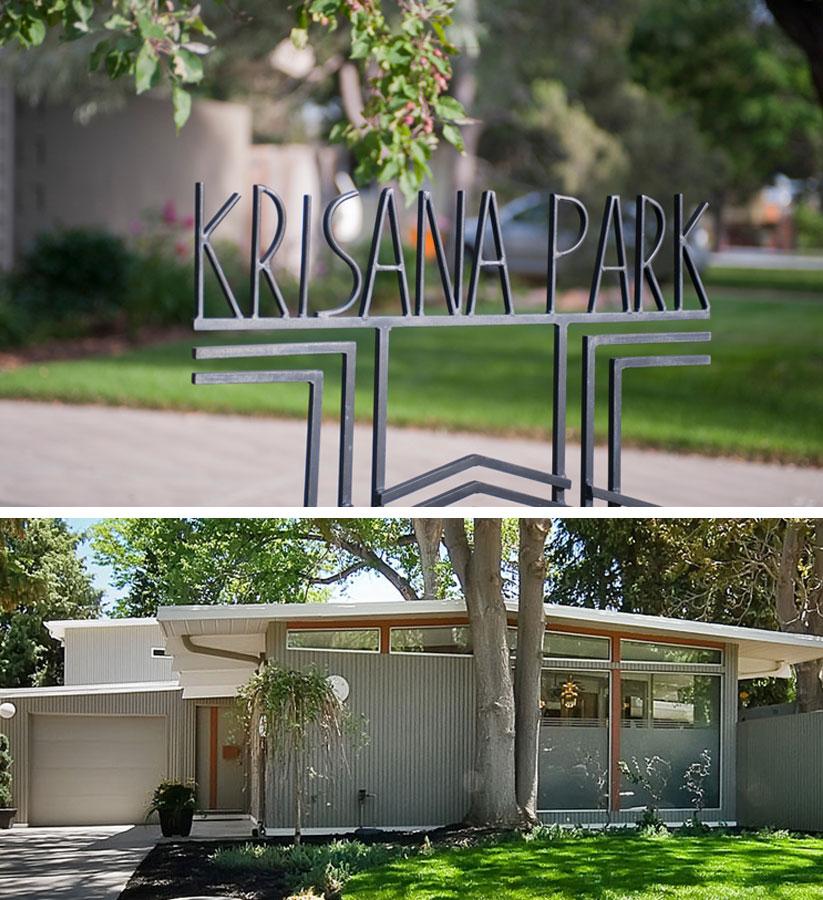 Krisana Park Walking Tour: Denver's MidCentury Modern Conservation District
