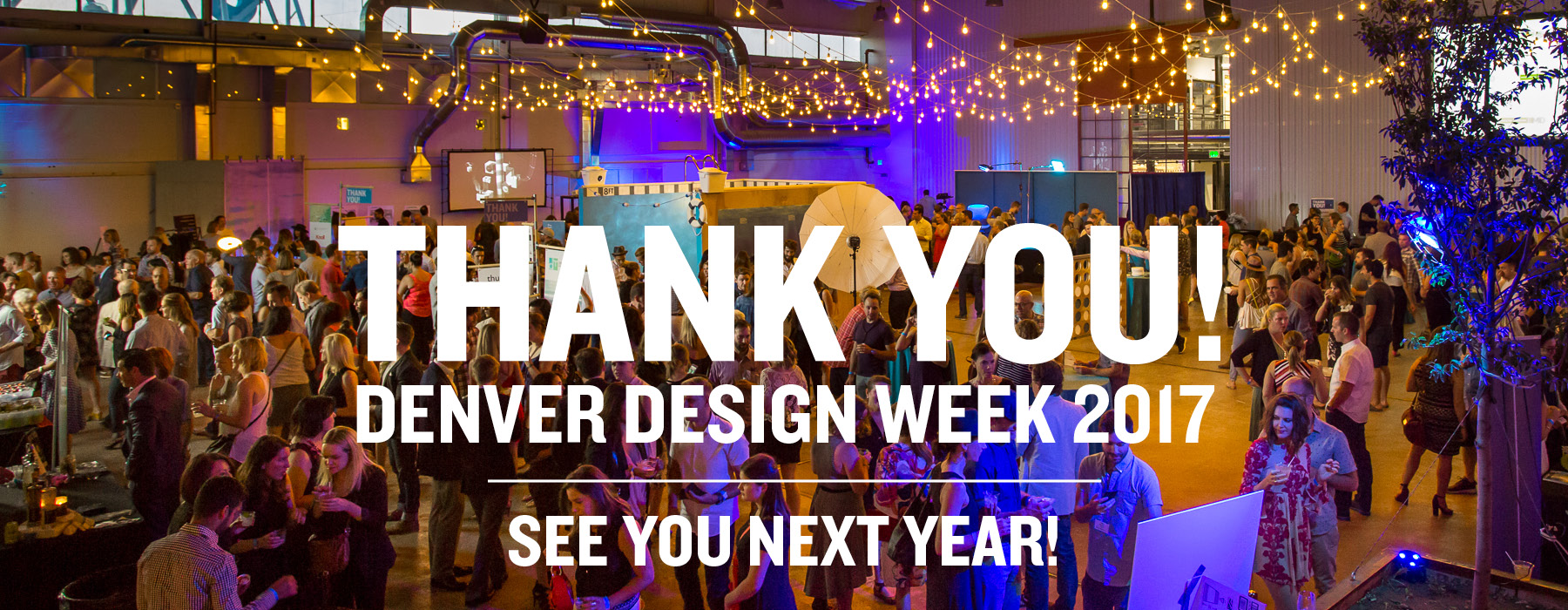 Denver design week july 15 21 2017 for Design week 2017