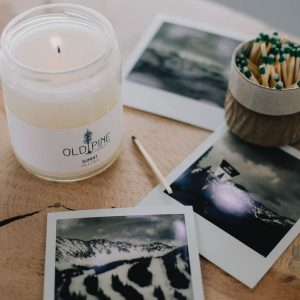 Old Pine Candle